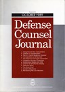 Defense_Counsel_Journal_October_1989