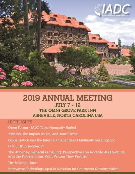 2019_Annual_Meeting_Brochure_Cover